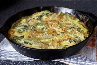 Картофель запеченный с брокколи в сырной шубке — просто и вкусно на каждый день