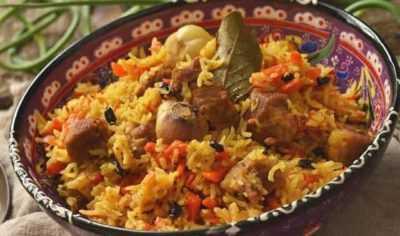 Плов узбекский с фото — просто и вкусно на каждый день