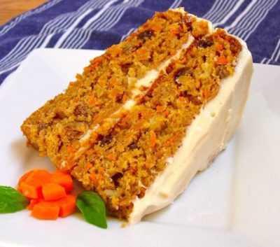 Торт Морковный — просто и вкусно на каждый день