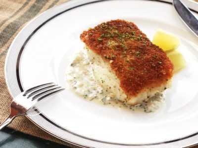 Хрустящая рыба в панировке — просто и вкусно на каждый день