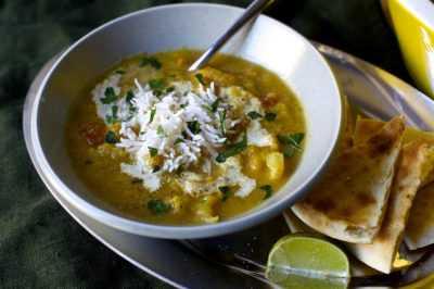 Суп из цветной капусты со сливками — просто и вкусно на каждый день