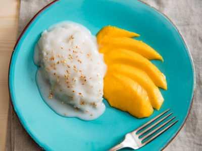 Рис с манго на пару в мультиварке — просто и вкусно на каждый день