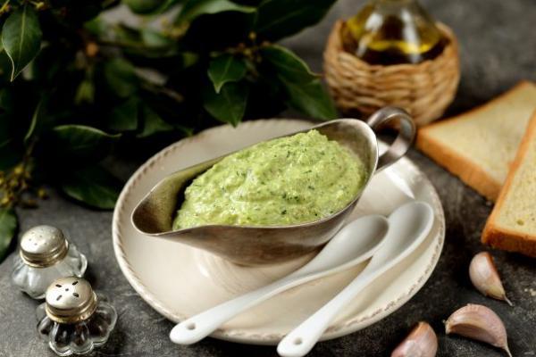 Песто из сельдерея - просто,вкусно - фоторецепт пошагово