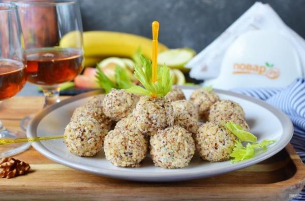 Закуска под коньяк - просто,вкусно - фоторецепт пошагово