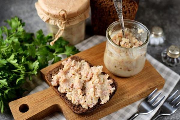 Смалец по-польски - просто,вкусно - фоторецепт пошагово