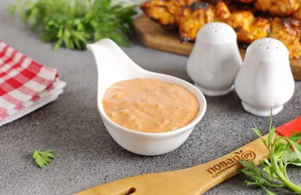 Соус для шашлыка - просто,вкусно - фоторецепт пошагово