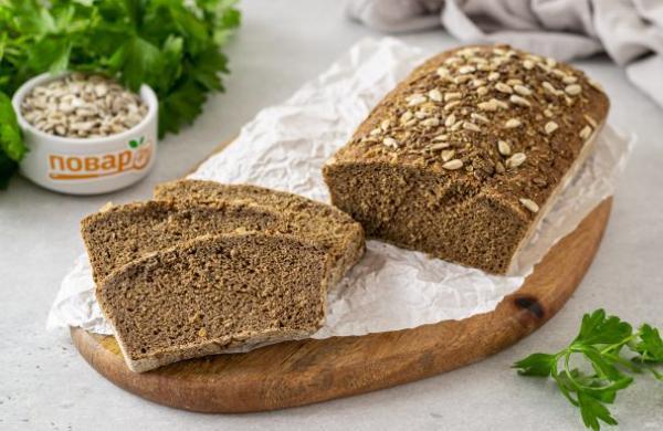 Заварной бородинский хлеб - просто,вкусно - фоторецепт пошагово